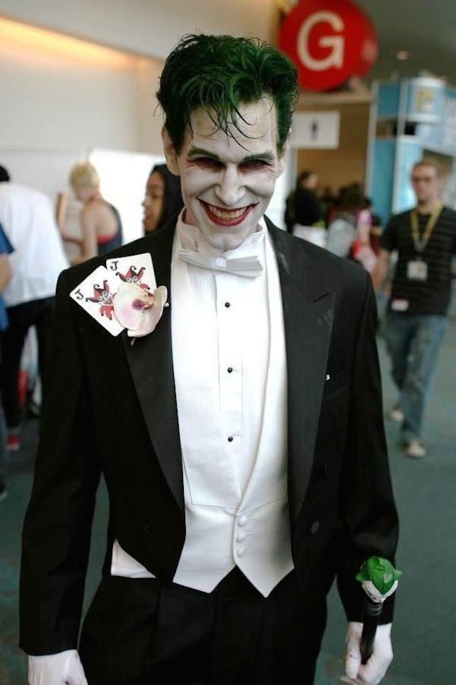 joker a nightmare for gotham