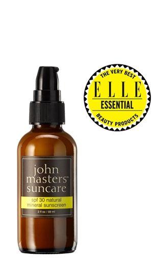 John Masters Organics Naturalny mineralny filtr przeciwsłoneczny SPF 30 organiczne i naturalne kosmetyki na www.joberry.pl