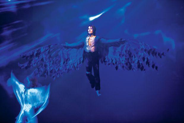 Criss Angel's BELIEVE Show    Luxor Las Vegas, NV