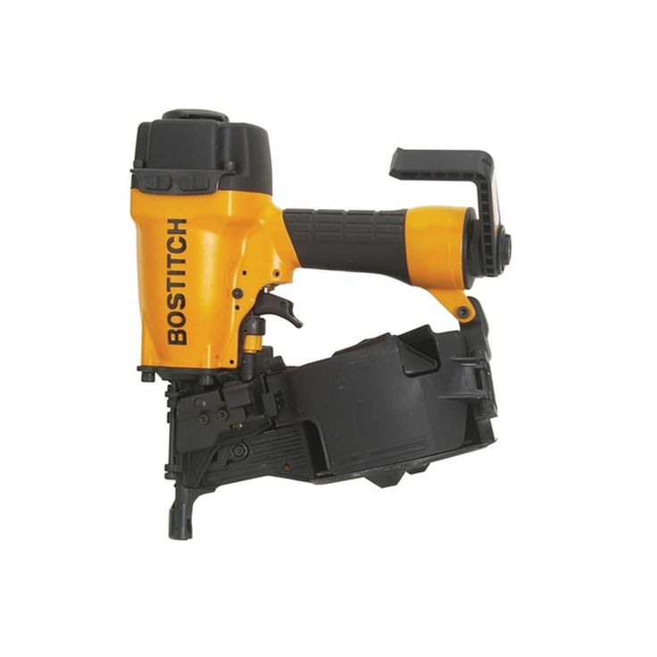The Bostitch N66C Variable Depth Control Coil Nailer Offers Excellent Build  Quality For Less. Featuring