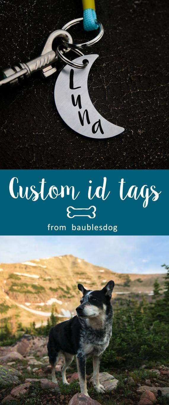 Luna, Moon, Lune, Lalune, dog tag custom two-sides, gift for dog, Customized Pet ID Tag Name Tags, custom two-sides tag, dog tag, id tag for dogs, id tag for cat, dog lover gift, Customized Pet ID Tag, dog collar, id tag design, id tag diy, keep calm and call my mom, have your people call my people, call my mom before she freaks out, if you can read this i will lick you