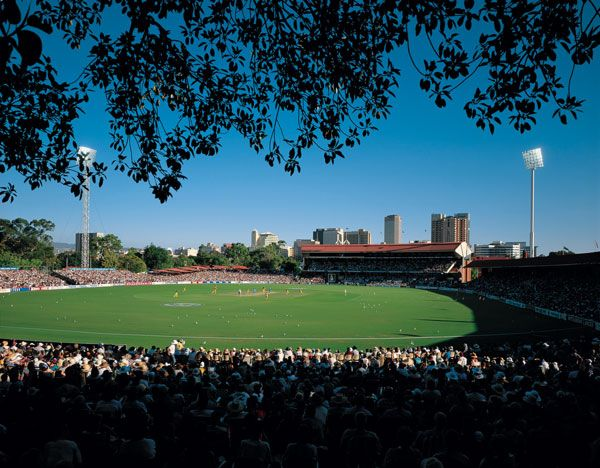 South Australian Film Corporation - Locations Gallery  World famous, Adelaide oval