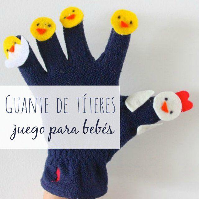 Guante de títeres: juego para bebés | Blog de BabyCenter