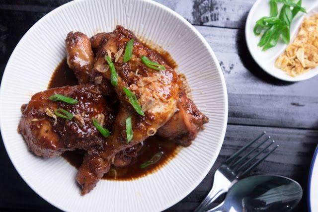 Resep dan Cara Membuat Semur Ayam Kecap Spesial Special