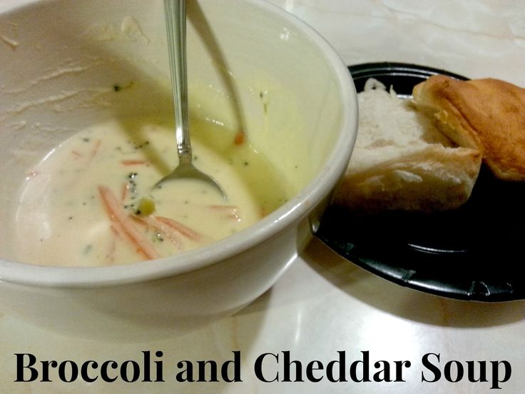 I Have A New Site Called Chocolates and Crockpots! Come Check It Out!: Broccoli Cheddar Soup