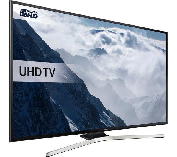 "SAMSUNG UE60KU6020 Smart 4k Ultra HD HDR 60"" LED TV"