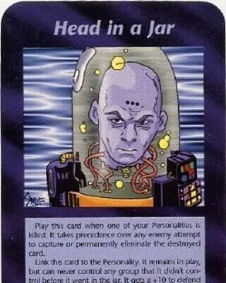 Image result for illuminati card head in a jar