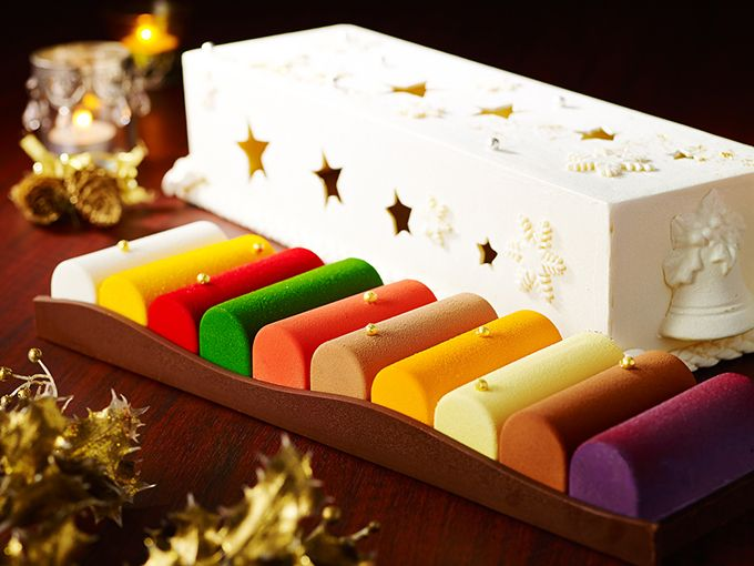 10 species of Mininoeru in the box! 30 cars limited Xmas cake, sales from The Prince Park Tower Tokyo | News - Fashion Press