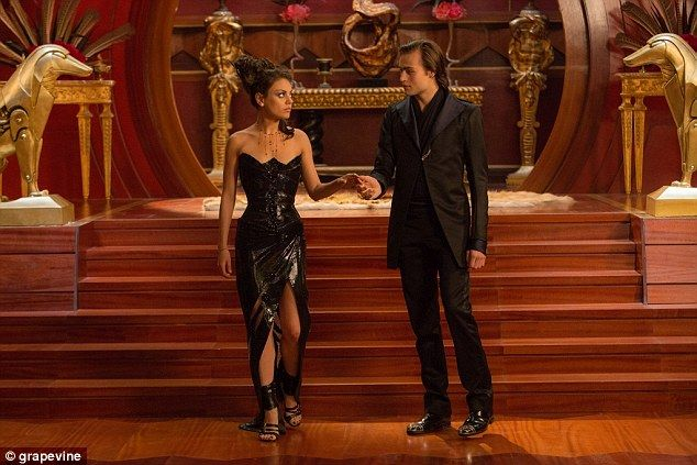 Jupiter Ascending is another epic Fantasy adventure film featuring MIla Kunis as Jupiter that is going to be a prophecy being the queen of the earth but with a special purpose other than just being the queen. Watch Jupiter Ascending Online