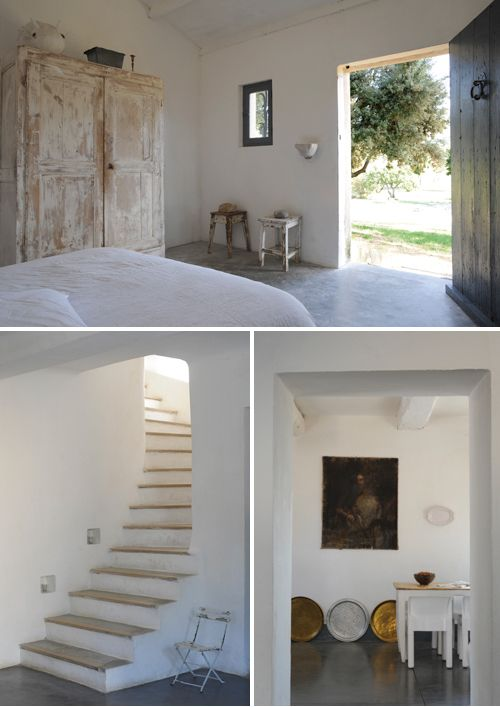 Cottage House in Luberon, France | Best Home News - Аll about interior design, architecture, furniture, landscape and decorating