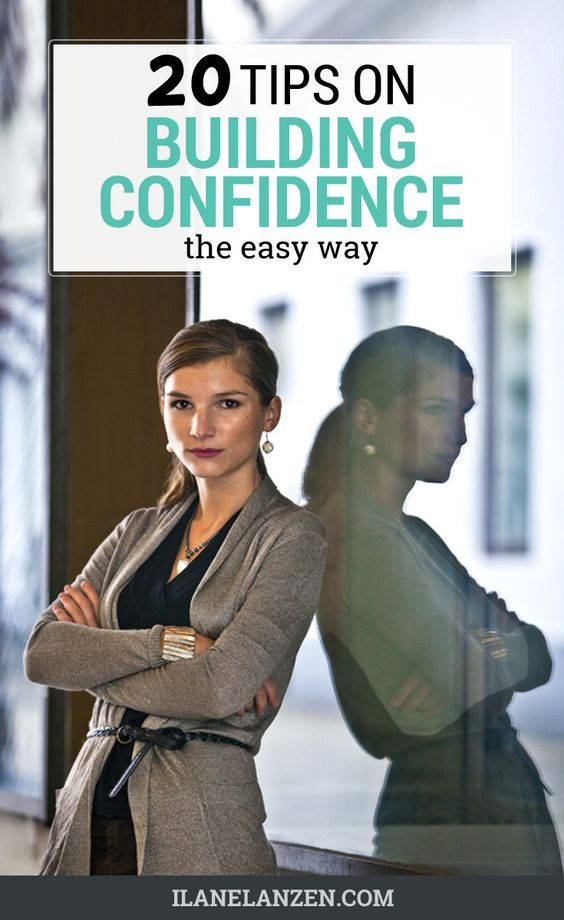 Wouldn't it be nice to have a high sense of confidence naturally? We would easily take the hard steps in life that lead us to whatever we want. Unfortunately, through negative experiences, negative relationships, and negative self-talk, confidence gets beaten down to a pulp.