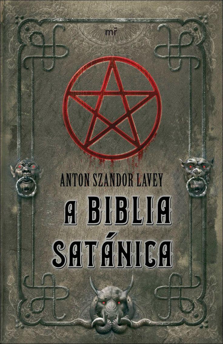 A Bíblia Satânica - Anton LaVey | Ópio do Trivial