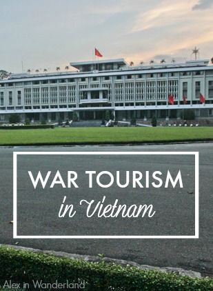 "I'm ashamed to say I knew very little about the Vietnam War before I arrived in the country. Today, visitors to Vietnam can learn about the war not just from the history section in their guidebooks but also from a number of ""war tourism"" destinations around the country. As an American, it was an emotional journey."