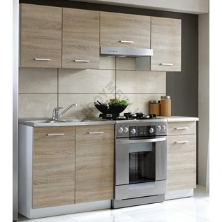 2 x Zestaw mebli kuchennych SARA MEBLE OKMED