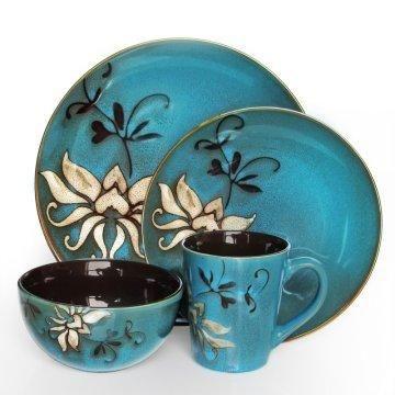 Best 25+ Blue dinnerware ideas on Pinterest   Blue ...