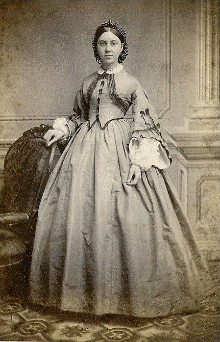 Civil War Woman