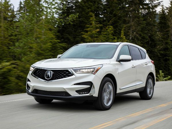 2019 Acura Rdx Advance Package With Images Acura Rdx