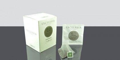 Excelssia Royal British Blend Especialmente indicado para los amantes del Té Negro fuerte para el desayuno.