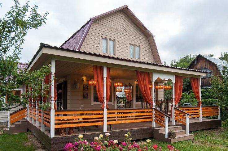 дизайн веранды пристройки террасы к дачному дому фото: 18 тыс изображений найдено в Яндекс.Картинках