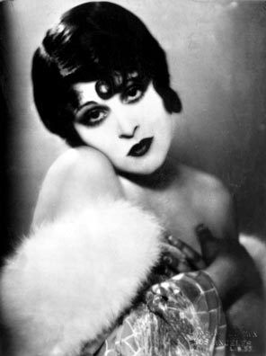 Lina Basquette, 1920's (1907-1994). American actress noted as much for her tumultuous personal life and nine marriages, as her more than 75 years in entertainment beginning in the silent film era.