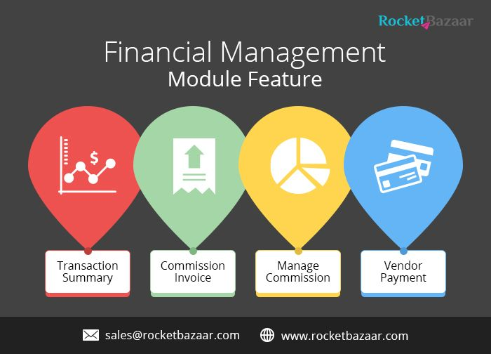The World's #1 Rocket Bazaar's #marketplace financial management module accelerates your financial close & provides strong expense management.