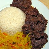 Indonesische Rendang (simple recipe)
