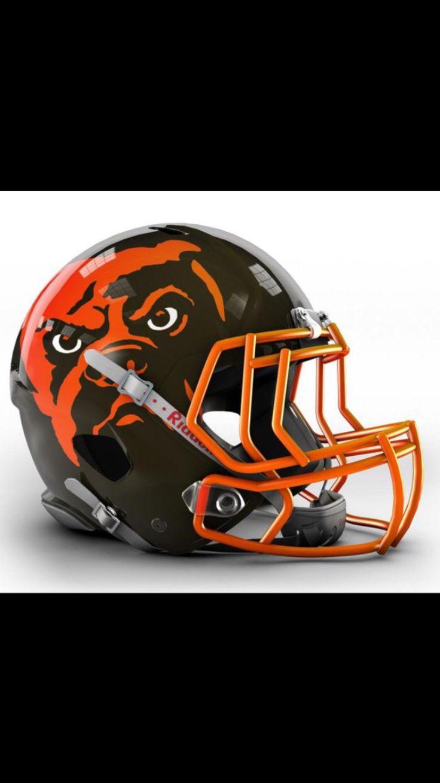 Browns Uniform Concept