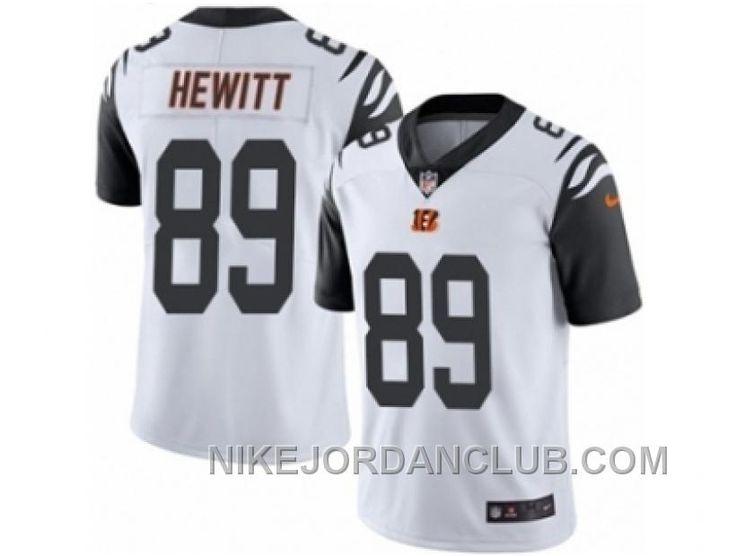 http://www.nikejordanclub.com/mens-nike-cincinnati-bengals-89-ryan-hewitt-limited-white-rush-nfl-jersey-rfskj.html MEN'S NIKE CINCINNATI BENGALS #89 RYAN HEWITT LIMITED WHITE RUSH NFL JERSEY RFSKJ Only $23.00 , Free Shipping!