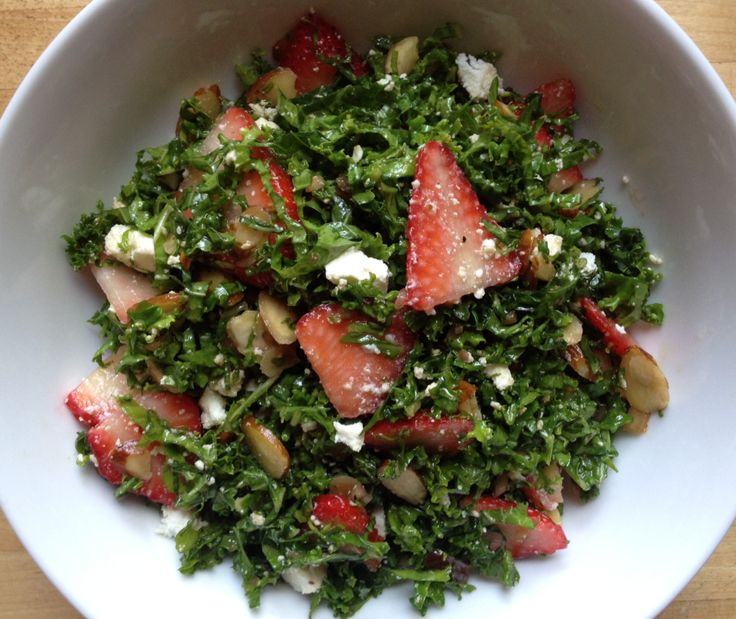 This weekend, Kale and Almonds on Pinterest