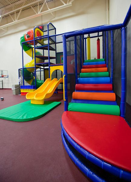 International Play Company (#Iplayco) designed, manufactured and installed this indoor play structure at a fitness center. This is a great workout for children of all ages. They can climb and crawl through many fun events. www.iplayco.com