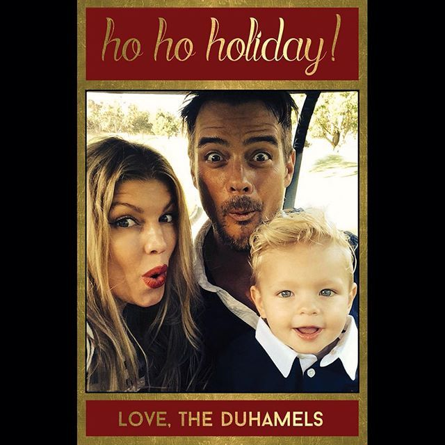 Pin for Later: Axl Duhamel Is Growing Up So Fast! See Fergie and Josh's Cutest Family Pics