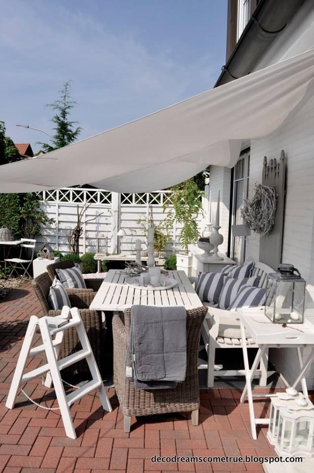 Les 262 meilleures images propos de v randas et terrasses sur pinterest terrasse serres et - Terrasse gestalten ideen stile ...