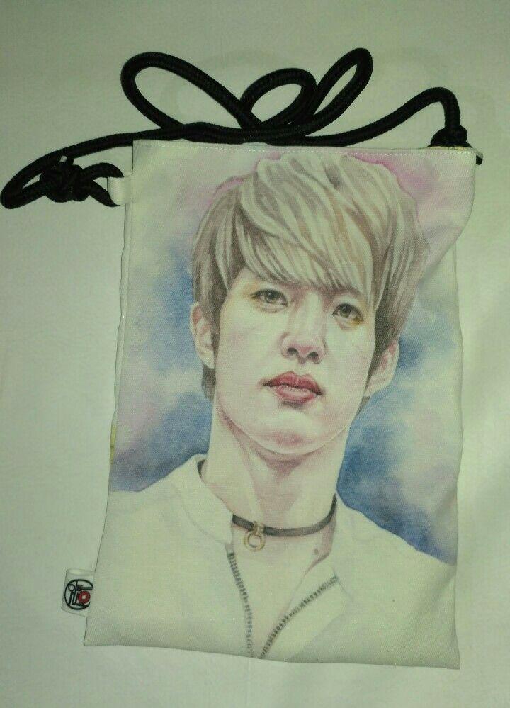 Sling bag canvas