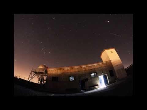Eclipse Superluna (Luna de Sangre) desde el Observatorio Astronómico de ...