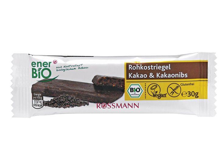 enerBio kakaóbab szelet - 30 g a Rossmann Webáruházban