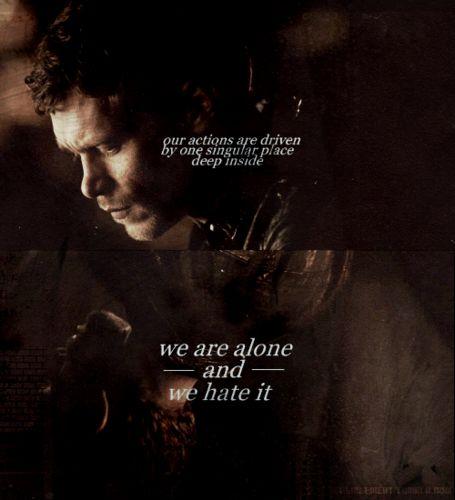 """Klaus """"The Originals"""" - klaus Fan Art"""
