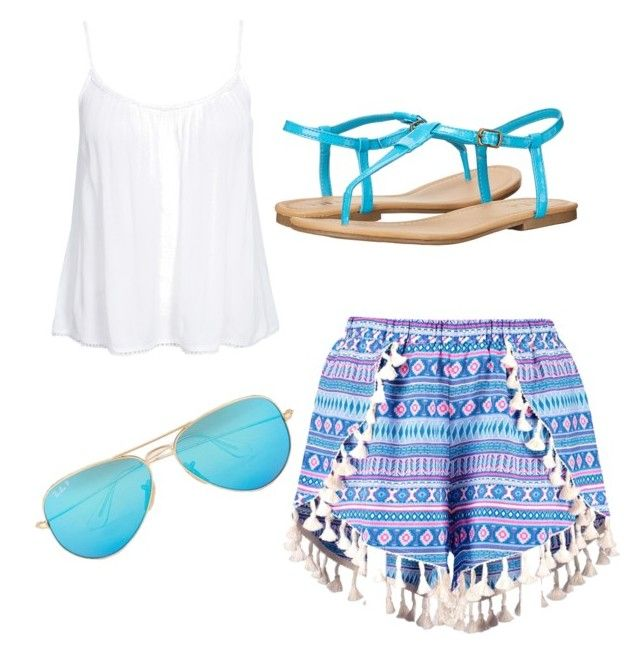 """""""Beach Outfit """" by andreea-sydney on Polyvore"""