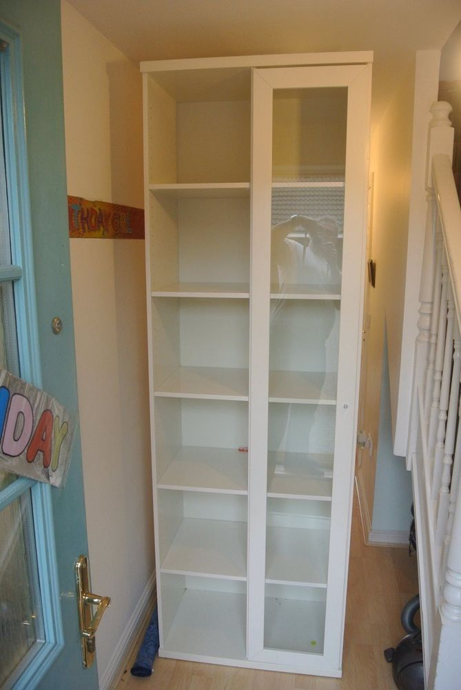 Ikea Bonde Shelving Unit White