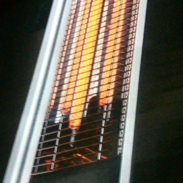 infrarosu terasa 1800w telecomanda