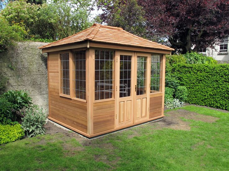 Garden Summerhouse 2.7m x 2.0m