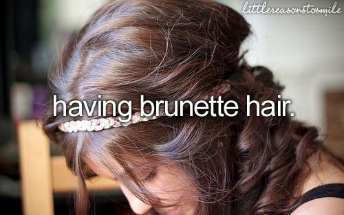 Having brunette hair is AMAZING I must say :): Hair Ideas, Summer Hair, Hair Makeup, Curls, Girls Hairstyles, Hair Style, Hair Looks, Hair Color, Curly Hair