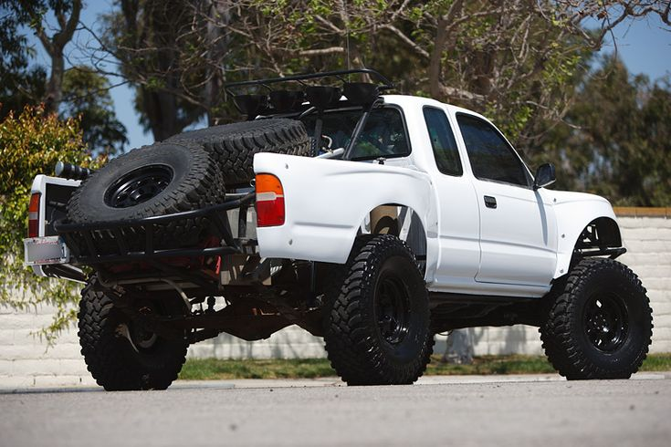Toyota Tacoma Prerunner 4 Sale | HighRev Photography