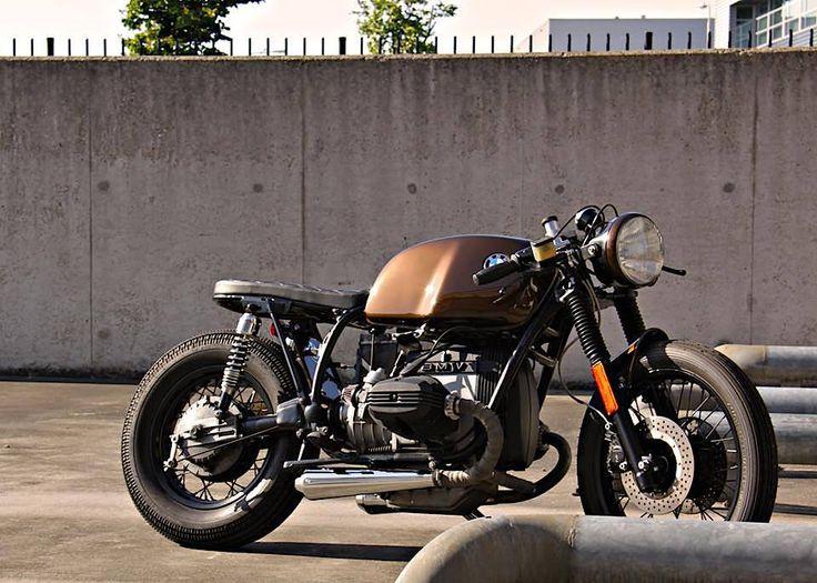 BRAT   '81 R80   Build by Ironwood Custom Motorcycles