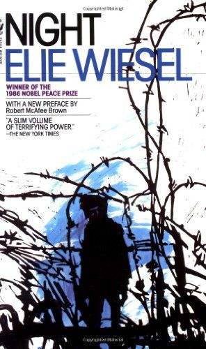 Night by Elie Wiesel teenager is wracked with guilt at having survived the horror of the Holocaust and the genocidal campaign that consumed his family.