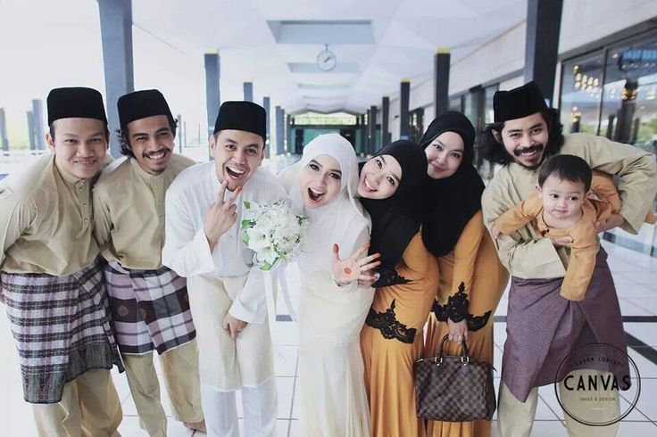 Muslim wedding by Canvas Studio