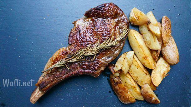 Как приготовить стейк рибай | Рецепты: Wafli.net