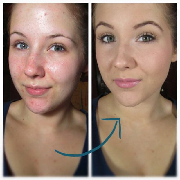 Full-coverage foundation routine with drugstore brands!