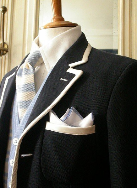 Offbeat groom gear ideas I stole from my husband's Pinterest | Offbeat Bride