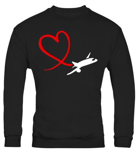 """# Airplane with heart T-Shirt .  Special Offer, not available in shops      Comes in a variety of styles and colours      Buy yours now before it is too late!      Secured payment via Visa / Mastercard / Amex / PayPal      How to place an order            Choose the model from the drop-down menu      Click on """"Buy it now""""      Choose the size and the quantity      Add your delivery address and bank details      And that's it!      Tags: Airplane with red heart flying at sky for all who are…"""