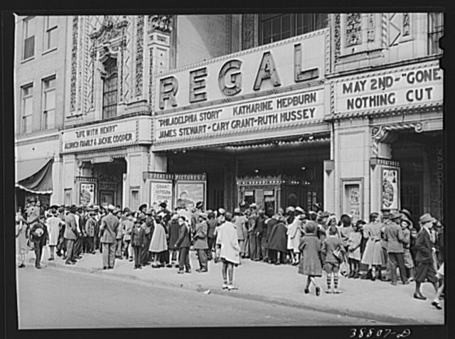 17 best images about chicago theater marquees on